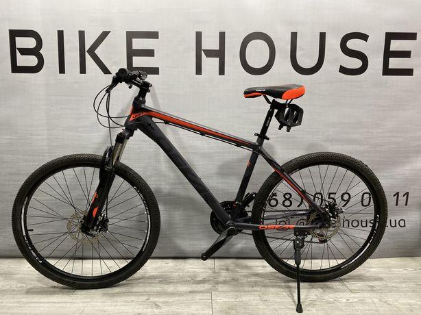 Алюмінієвий велосипед Oskar M124 (Cross, Leon, Author, Spelli)