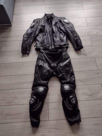 Kombinezon motocyklowy skórzany dwuczęściowy męski Arlen Ness