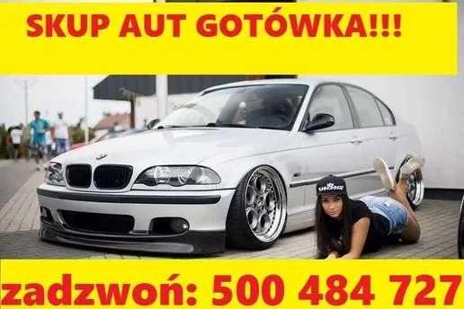 Skup Aut Złomowanie aut kasacja pojazdów !!! Warszawa