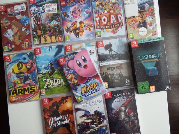 Nintendo SWITCH KIRBY Star Allies NOWA FOLIA najtańsza INNE gry switch