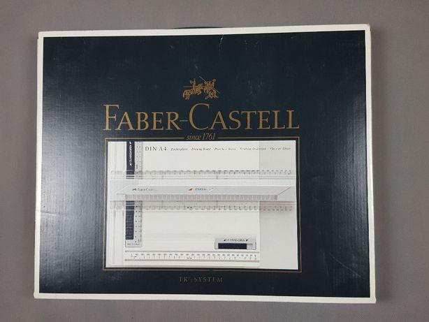 Nowa Deska Kreślarska Faber Castell Format A 4