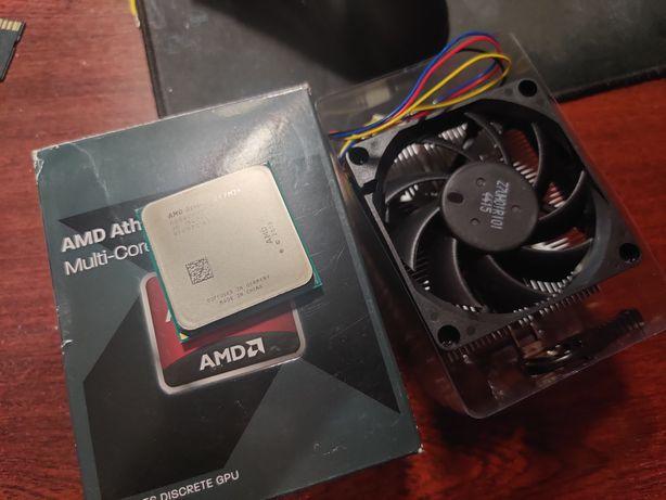 4-ядерный процессор AMD Athlon х4 860К 4.0 GHz FM2+ и куллер