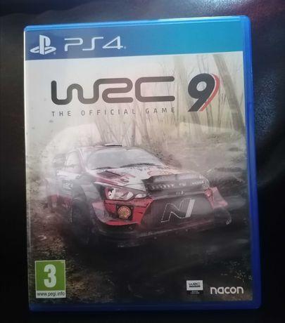 WRC 9 PS4 Semi-Novo