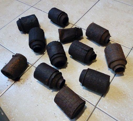 militaria starocia helm m35 granat mina bagnet luska