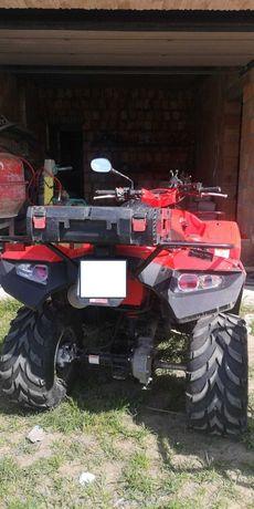 QUAD Kymco MXU 300R T3B