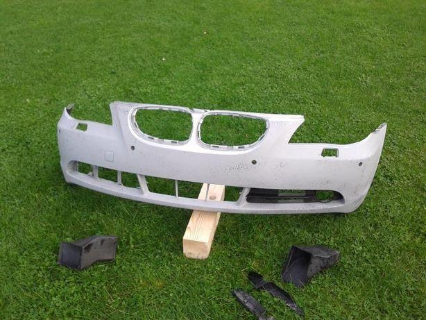 Oryginalny zderzak przedni BMW E60