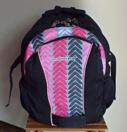 ROOMSTER M3 VIP, pojemny plecak szkolny