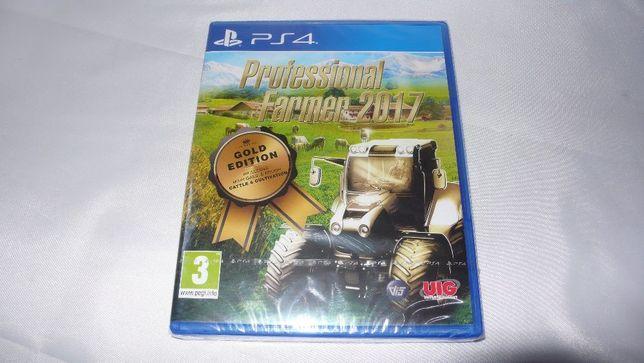 Gra do PS4 Playstation 4 Professional Farmer 2017 po polsku