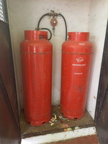 Bilhas gas propano 45kg repsol