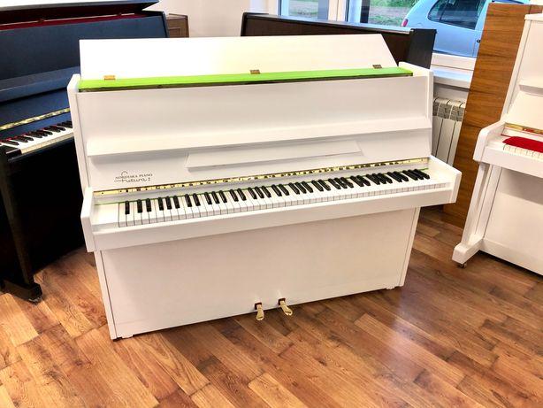 Pianino biale Nordiska futura 2