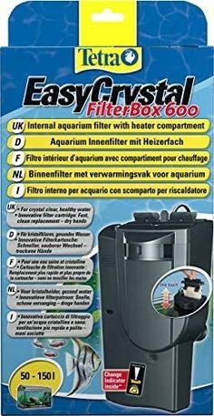 Tetra EasyCrystal filtr Box 600 wewnętrzny filtr do akwarium