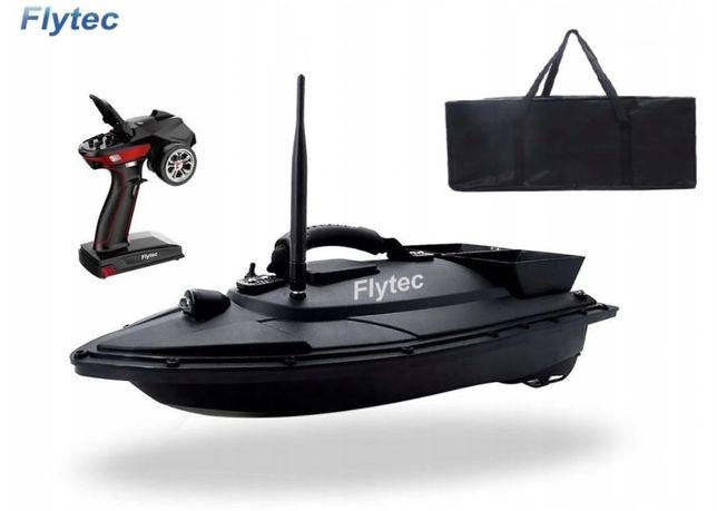 Łódka zanętowa FLYTEC V500 PRO+torba transportowa