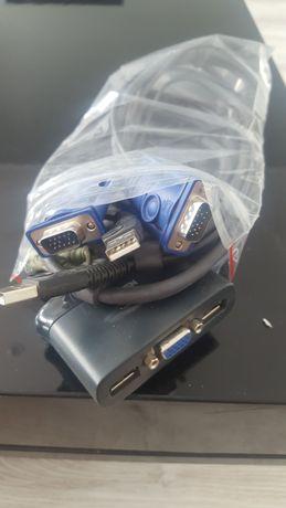 Zestaw kabli do komputera