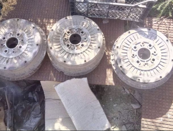 Тормозные Барабаны Ваз 2101-2107