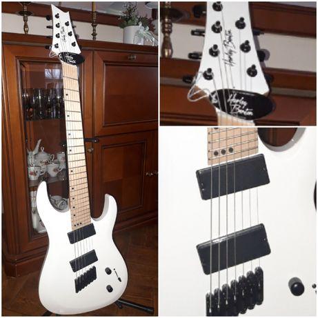 Harley benton r-457 fanfret. 7 strunowa gitara elektryczna!