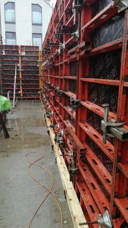Szalunki wynajem deskowanie szalunki ścienne fundamentowe stropowe