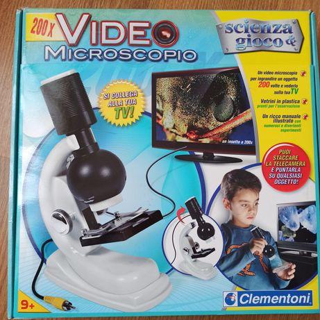 Мікроскоп для дітей.    .
