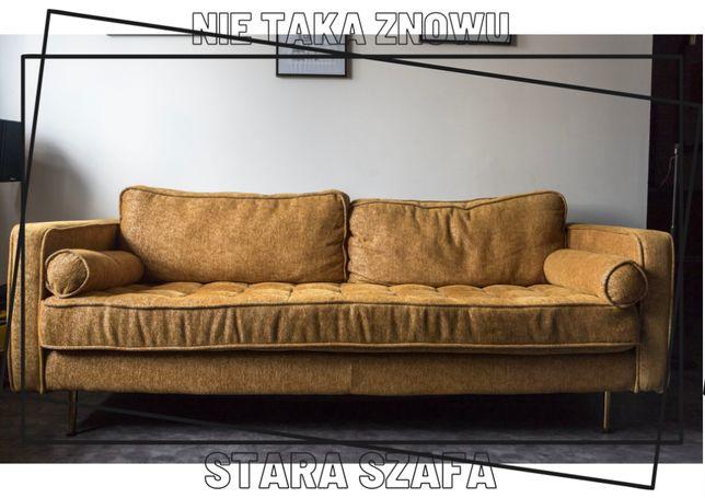 Sofa - nierozkładana