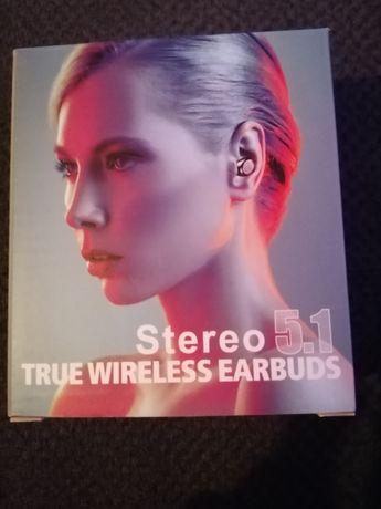 Słuchawki bezprzewodowe stereo 5.1