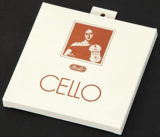 Presto Cello struny wiolonczelowe