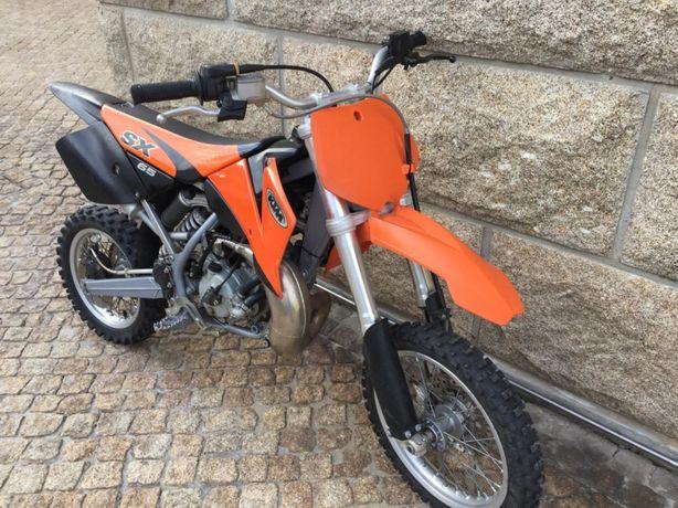 Ktm 65cc sx 2008