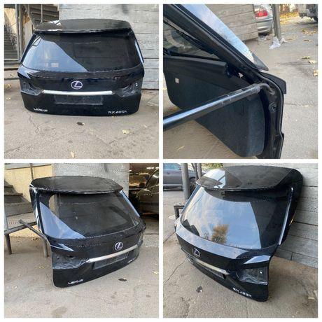 Дверь,крышка багажника Lexus RX 2016-2017-2018-2019-2020-2021