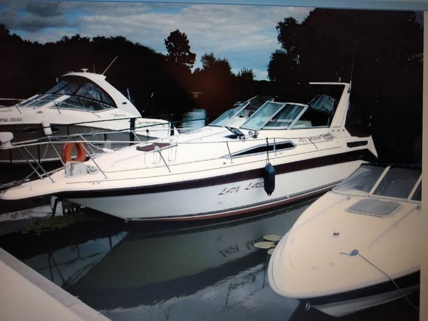 Jacht Motorowy SEA RAY 270 DA