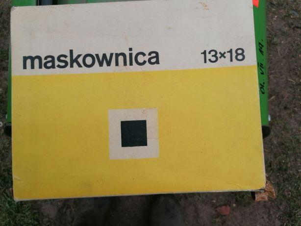Maskownica fotograficzna 13cm x 18cm