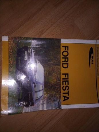 książka do naprawy i obsługi ford fiesta