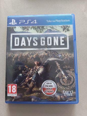 Gra Days Gone konsola ps4