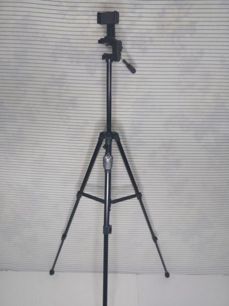 Профессиональный высокий Yunteng VCT-3388 для телефона, видеокамеры Киев - изображение 1