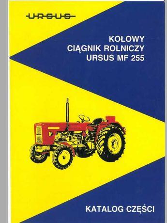 Katalog części Ursus MF 255, 3512