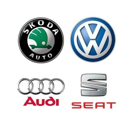Audi component protection ochrona komponentu zdejmowanie