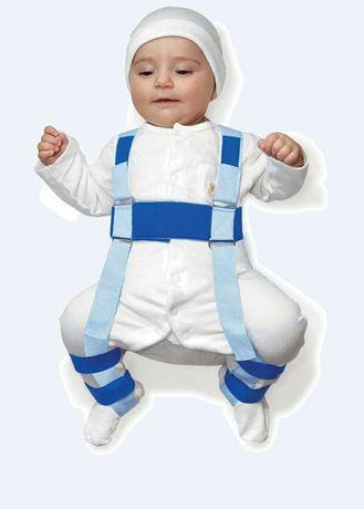 Стремена Павлика Бандаж бедренных суставов детский тип 450