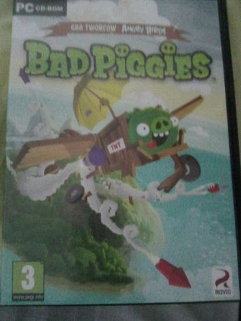 Bad Piggies gra PC