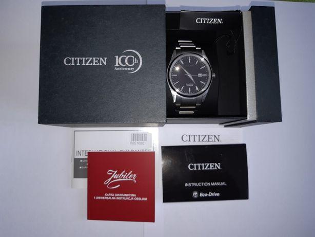 Zegarek męski CITIZEN BM7360-82E, tytanowy, szkło szafirowe, solar