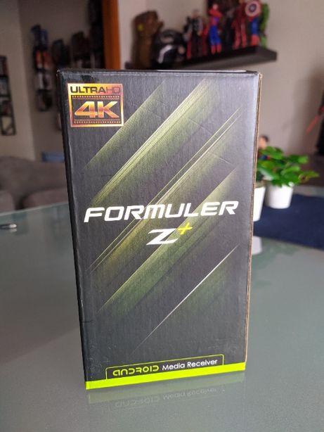 Formuler z+ 4K com cabo HDMI