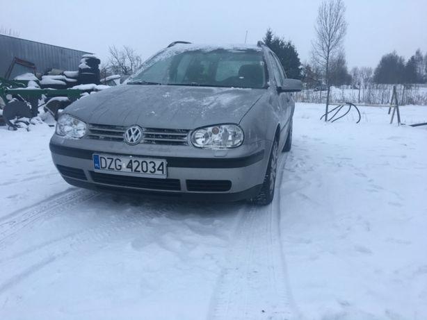 VW Golf IV 1,9 TDI 2004r