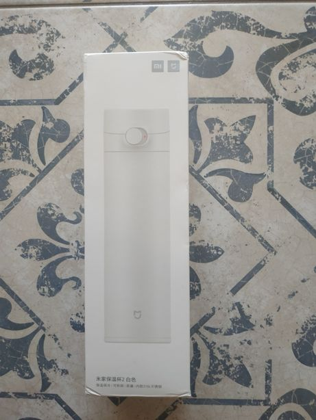 Термокружка термос Xiaomi Mijia MJBWB02WC Vacuum Bottle 480 ml