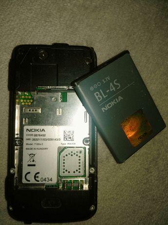 Vendo telemóvel Nokia 7100s-2 (para peças)