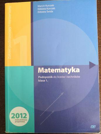 Matematyka podręcznik 1