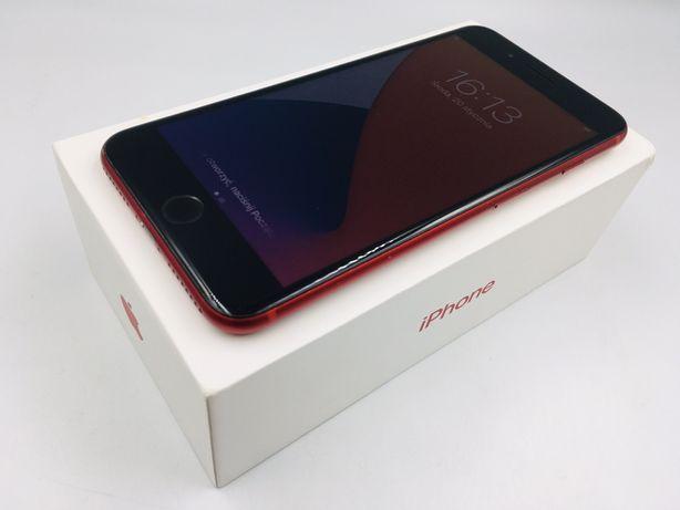 iPhone 8 PLUS 64GB RED • NOWA bateria • GW 1 MSC • AppleCentrum