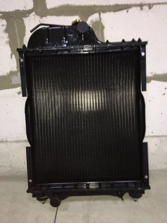 Радиатор водяной МТЗ Д240\Д243\Д245 произ. ПОЛЬША