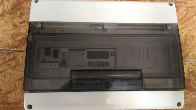 Quadro de controle de arca frigorífica industrial