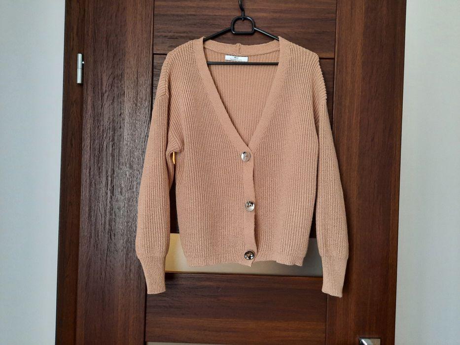 Kardigan sweter nowy Dźwiersztyny - image 1