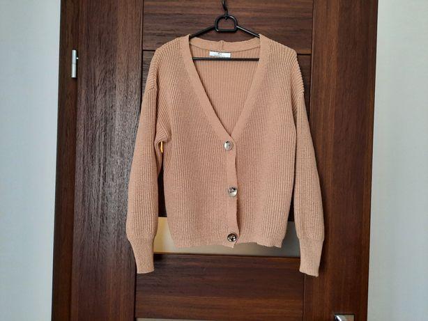 Kardigan sweter nowy