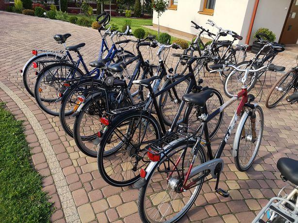 Sprzedaż Rowerow  Miejski Trekkingowy  KTM Gazelle Cube 100Rowerów