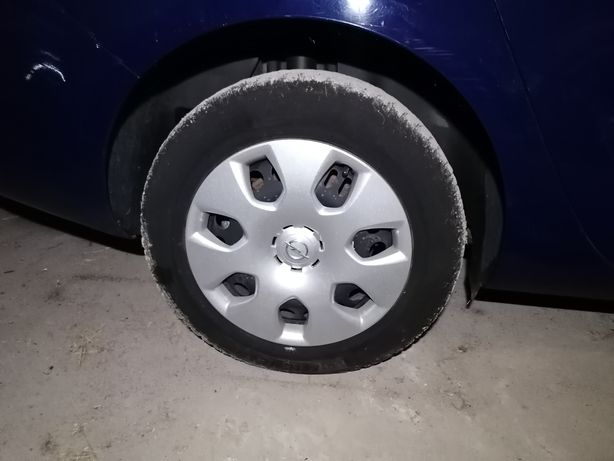 "Koła Opel 16""5x115 zima Michelin"