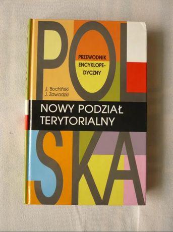 Polska nowy podział terytorialny - J. Bochiński J. Zawadzki