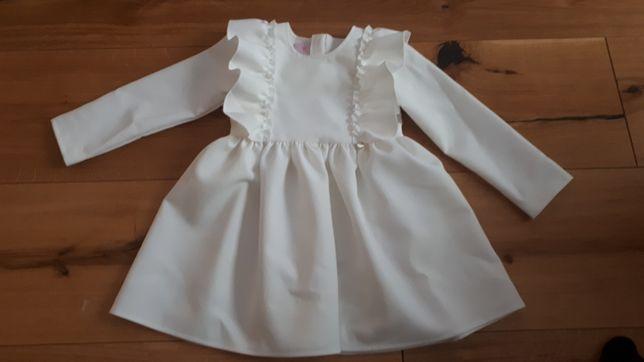 Nowa sukienka Lamere dla dziewczynki na Święta, uroczystość 98, PURE